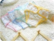 热卖 金贝利 婴儿隔尿裤 纯棉透气防漏 宝宝卡通裤 配合尿布使用 价格:9.50