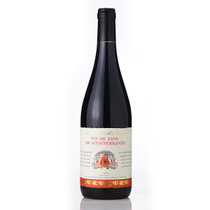 满3瓶包邮 法国博隆山庄干红葡萄酒 原瓶进口红酒餐酒 6瓶折上折 价格:45.00