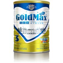 高培迪唯恩(原装进口)幼儿配方奶粉3段 1~3岁 900g 价格:130.05
