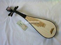 特价直销硬木成人琵琶送琵琶包指甲胶布学习型琵琶包邮白木琵琶 价格:338.00