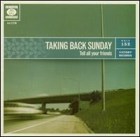 746105017627 Taking Back Sunday - Tell All Your Friends 美版 价格:138.00