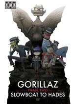 Gorillaz Phase Two Slowboat to Hades dvd 美版行货订购 价格:168.00