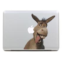 苹果MACBOOK笔记本电脑贴纸 外壳膜  怪物史莱克 多图 SDT8  2013 价格:65.00