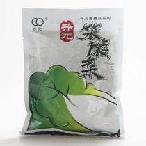 酸菜丝升元笨酸菜正宗东北特产农家味泡菜杀猪菜酸菜300g/8件包邮 价格:4.50
