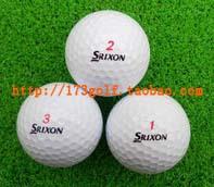 特价Srixon品牌9成新以上二手高尔夫球高尔夫二手球 价格:1.99