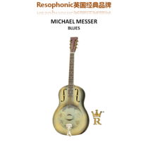 Michael Messer系列 Resonator Guitar 丽声吉他 (Blues蓝调) 价格:5680.00