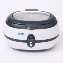 超声波清洗机器家用 洁康CD-800 眼镜珠宝首饰剃须刀喷头清洗器 价格:110.00