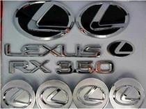 特价 BYD比亚迪S6改装凌志车标标志RX350/ 雷克萨斯车标S6改装标 价格:70.00