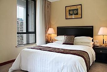 高额返现★上海久阳滨江酒店:标准复式套房 C4 上海东方明珠 价格:518.00