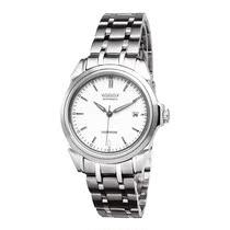 男士机械手表正品防水日历蓝宝石商务机械表男表潮流时尚钢带表 价格:395.00