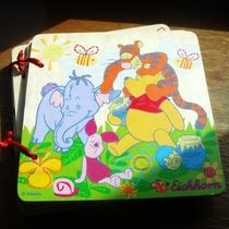 德国仙霸爱松eichhorn 维尼熊跳跳虎 迪斯尼木书 看图故事0.35 价格:21.80