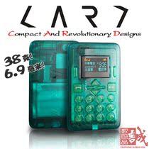 超轻薄手机CARDPhone 35克 卡片小巧手机 计算器大小 拒绝山寨! 价格:389.00