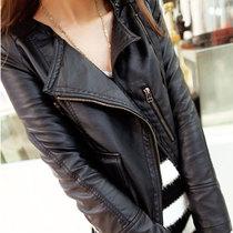 年度盛典FIINAL rock风帅气pu皮衣高品质机车夹克外套F097 价格:169.99