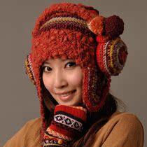 乐为耳罩包耳套护耳套女士可爱秋冬耳暖保暖彩色韩版手工正品 价格:98.00