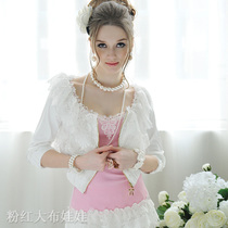粉红大布娃娃 2013新款女夏装超级罗纹纯棉打底蕾丝背心潮 价格:79.00