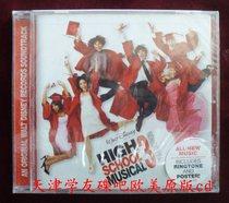 现货 High School Musical 3 歌舞青春3 毕业季 原声 美版行货cd 价格:98.00