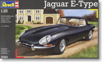 Revell 利华 07291 1:25 美洲豹 Jaguar XK-E E-Type 价格:196.00