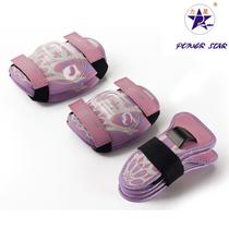 运动休闲暴走轮学生成人男女鞋POWERStAR/力星星星彩绘护具 价格:25.20