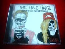 丁丁乐队 The Ting Tings Sounds from Nowheresville 美版 a1413 价格:7.00