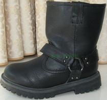 四钻外贸zodiac苏迪亚皮带扣铆钉侧拉保暖舒适皮靴子、短靴 价格:55.00