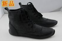 新款外贸原单正品平底系带复古帆布鞋女鞋子女靴子单鞋休闲短靴 价格:138.00