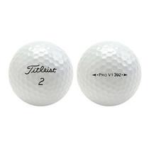 8成新以下Titleist prov 392 332系列二手高尔夫球高尔夫二手球 价格:4.00