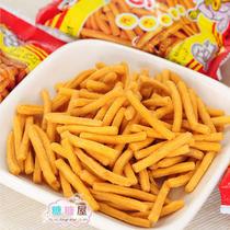 正宗马来西亚风味咪咪虾条 非国产福马 批发特价 80后儿时经典20g 价格:0.25