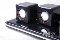 冲3冠/笔记本音箱 usb供电 恒基 小音箱 加重低音设计 音质棒 价格:25.00