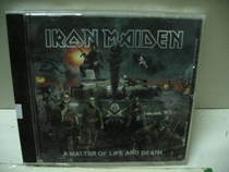 IRAN MAIDEN---A Matter of Life and Death 全新拆封 CD199.S(2) 价格:18.00