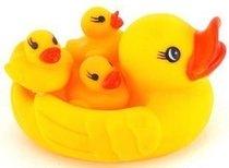 婴儿用品 婴儿戏水玩具 黄色戏水小鸭子 宝宝洗澡玩具 洗澡必备 价格:5.00