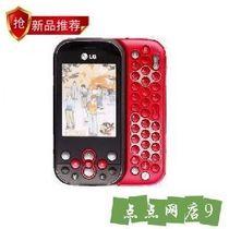 二手LG KS360【正品原装】LGKS360 全键盘横屏侧滑手机 低价热卖 价格:300.00