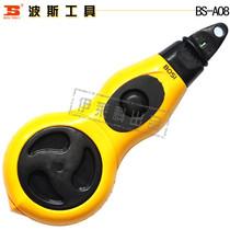 波斯工具 自动卷线墨斗 回线墨斗  画线器 木工划线工具 BS-A08 价格:23.10