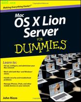 正版书/Mac OS X Lion Server For Dummies/John Rizzo 价格:216.50