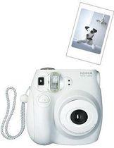富士 一次成像相机 instax mini7s 迷你7S 白色 正品行货 价格:445.00