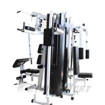 特价包邮 新四人站式健身房多功能综合训练器械 商用组合健身器材 价格:5688.00