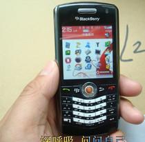 原装软解黑莓8120 支持WIFI GPS 内存卡 全套450 免费保修半年 价格:450.00
