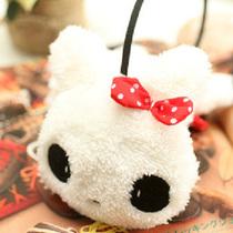 特价 超萌超可爱熊猫 兔子护耳耳罩 冬季保暖毛绒耳套卡通耳暖 价格:7.20