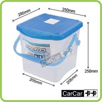 【正品】日本Jabb/保斯道 多用途塑料桶/水桶 P-29 价格:49.00