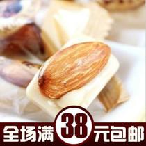 韩国进口 糖果零食 乐天杏仁糖 新款杏仁糖 大颗杏仁90g 价格:7.90