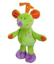 邦尼乐园■婴幼儿益智 动物玩偶玩具 拉绳音乐老鼠 TW33365 价格:83.05