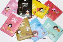 韩新款可爱饼干女孩交通卡银行卡卡套卡包夹双面2卡位 价格:0.80