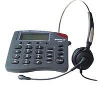 康达特TE-10/KJ-95耳机电话/话务员电话/客服电话/呼叫中心电话 价格:170.00