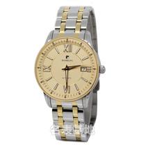 正品行货罗西尼手表 全自动机械表男表5527T06B 背透华丽金色表盘 价格:2308.40