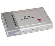 固网 Hardlink hp-3101 3口并口打印服务器 25针企业级打印服务器 价格:470.00