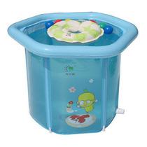 洗澡盆 海之雨婴儿游泳池 宝宝夹网支架游泳池 蓝色/绿色随机发货 价格:130.00