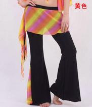 肚皮舞服装 特价印度舞练习服装 新款/肚皮舞裤子-渐变裙裤K61 价格:37.00