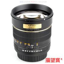 德国威摄 Walimex 85mm F1.4 85毫米人像镜头佳能 尼康 宾得 索尼 价格:2200.00