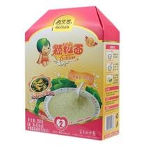百乐麦 婴儿金装颗粒面2段(1-3岁) 宝宝面条 江浙沪6盒包邮 价格:14.90