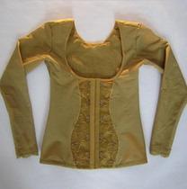 中脉LACA美体内衣 淘宝唯一正品销售拉卡长袖腰背夹 假一赔十 价格:862.60