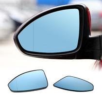 科鲁兹改装双曲蓝镜带电加热 大视野克鲁兹倒车镜后视总成 价格:58.00
